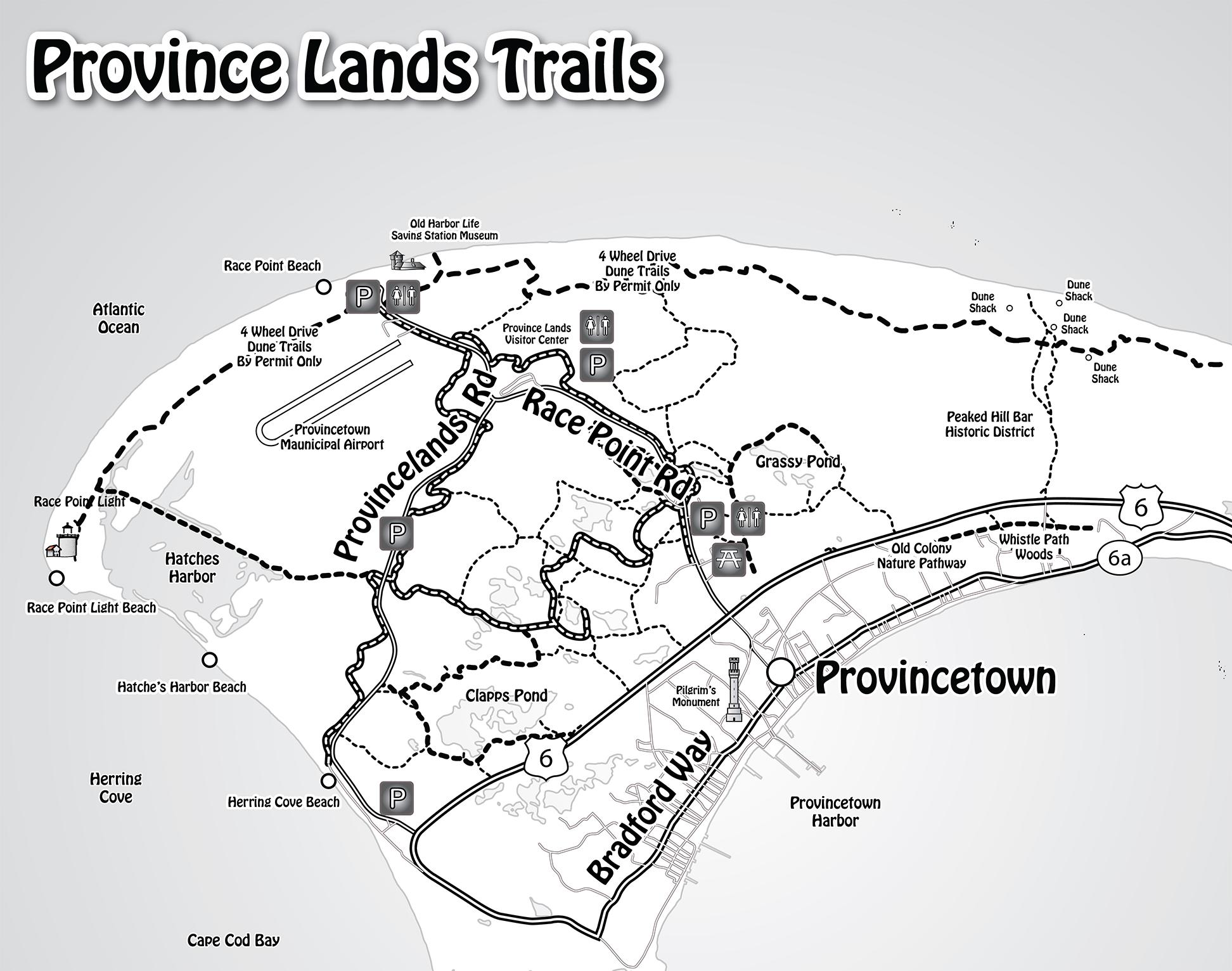 YouHike_CapeCod__Provinceland_Map_JPEG_BW