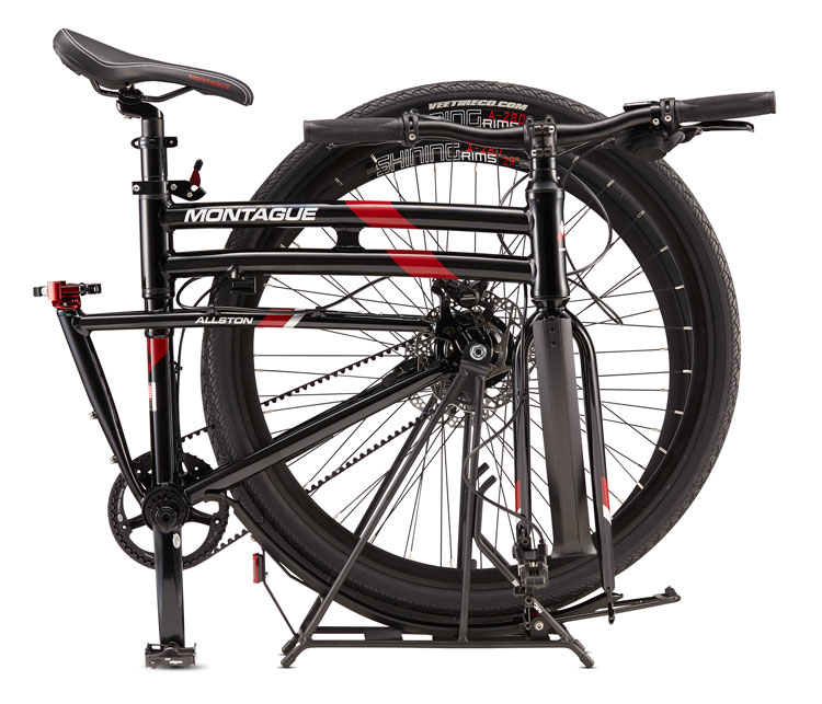 Montague Allston folding bike