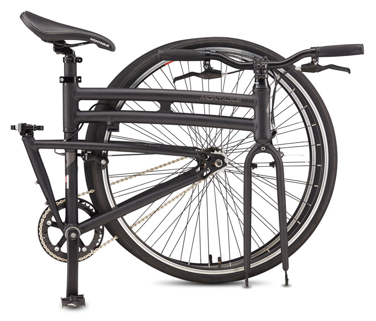 Montague Boston Single Speed Folding Bike