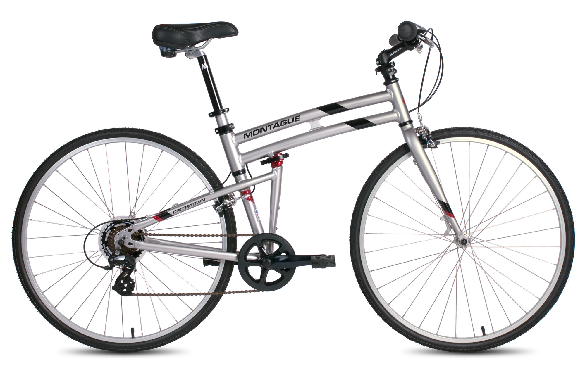 Crosstown DirectConnect Folding Bike