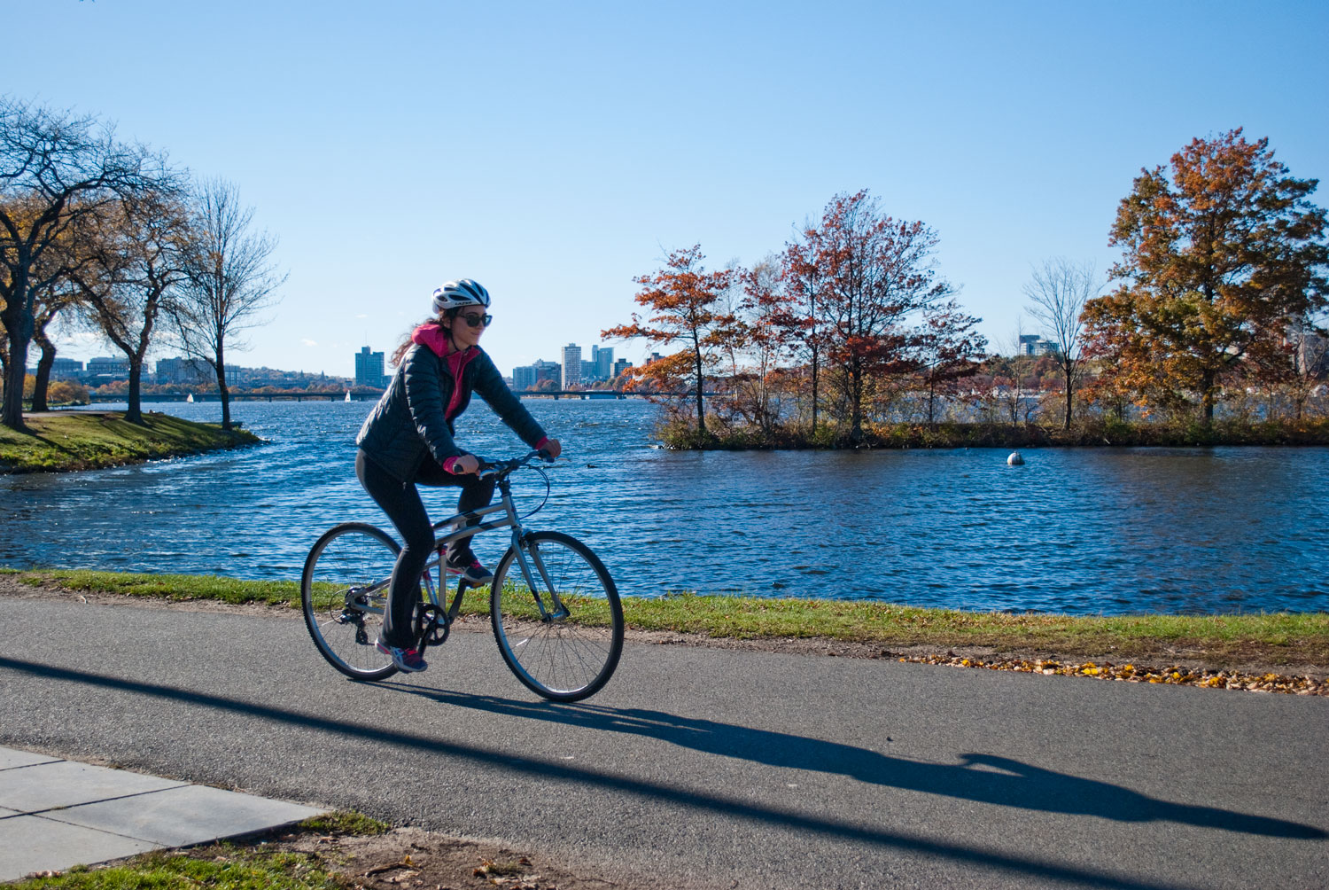 Crosstown-woman-riding-by-river-2