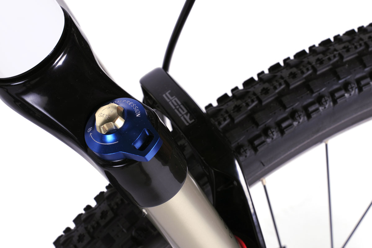 Montague Paratrooper Elite Fork closeup