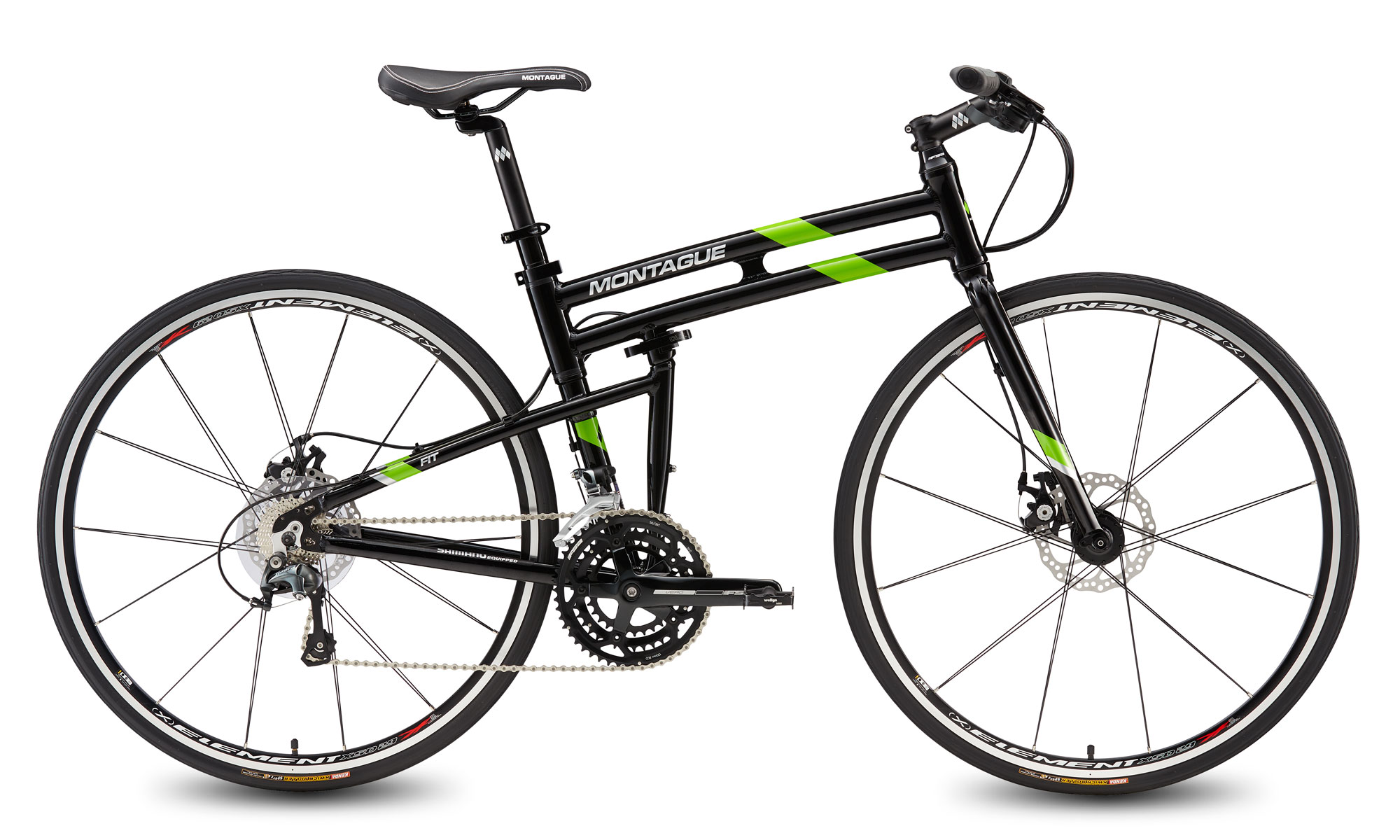 FIT DirectConnect Folding Bike