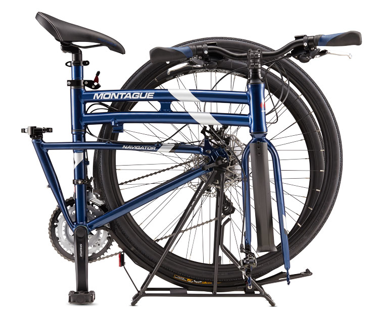 Montague Navigator Folding Bike for Travel