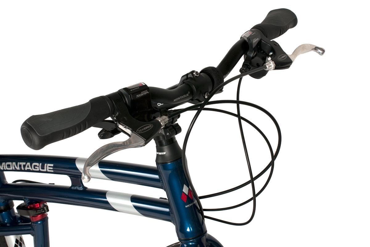 Navigator 700c Folding Bike Montague Bikes