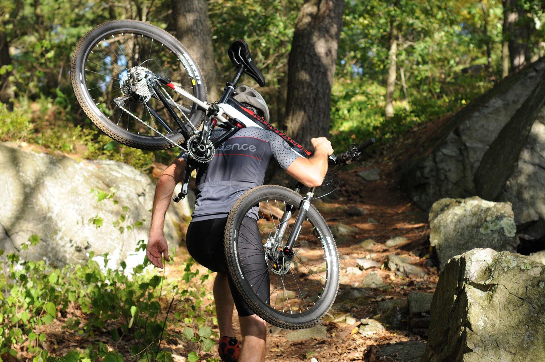 Montague Paratrooper Elite Folding Bike n Hike
