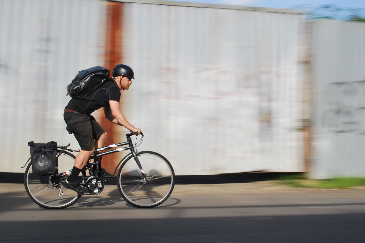 Urban-riding-with-cargo-blurred-background