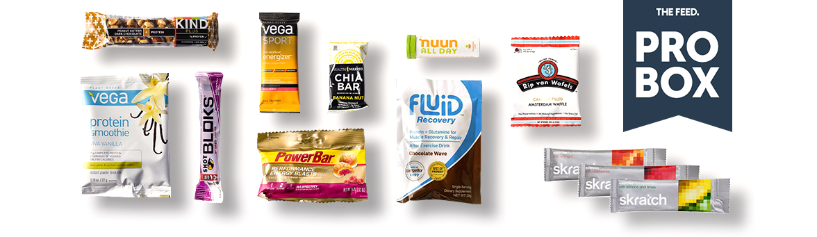 The Feed Nutrition Pro Box