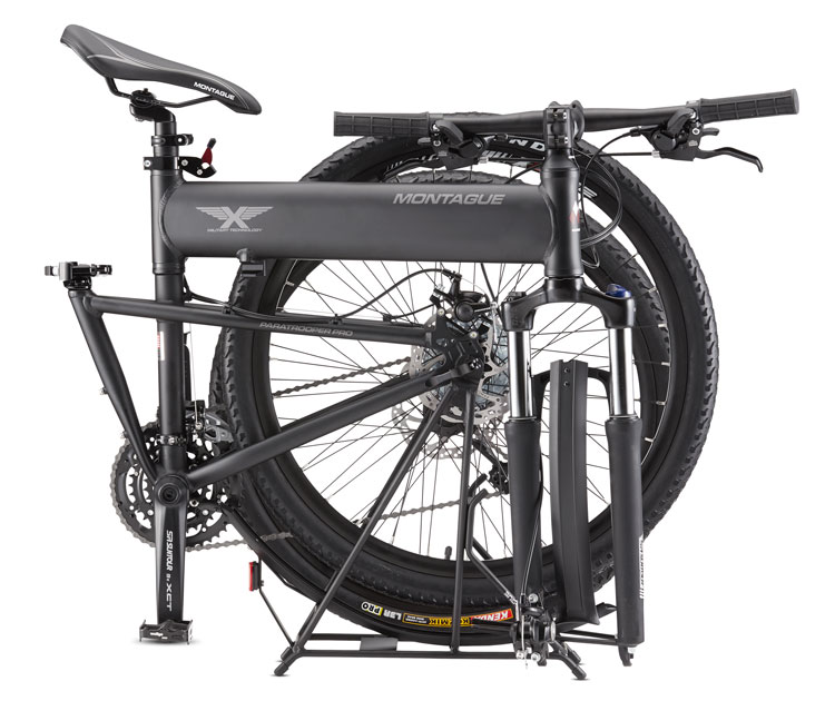 Paratrooper Pro Folding Mountain Bike for Hunters