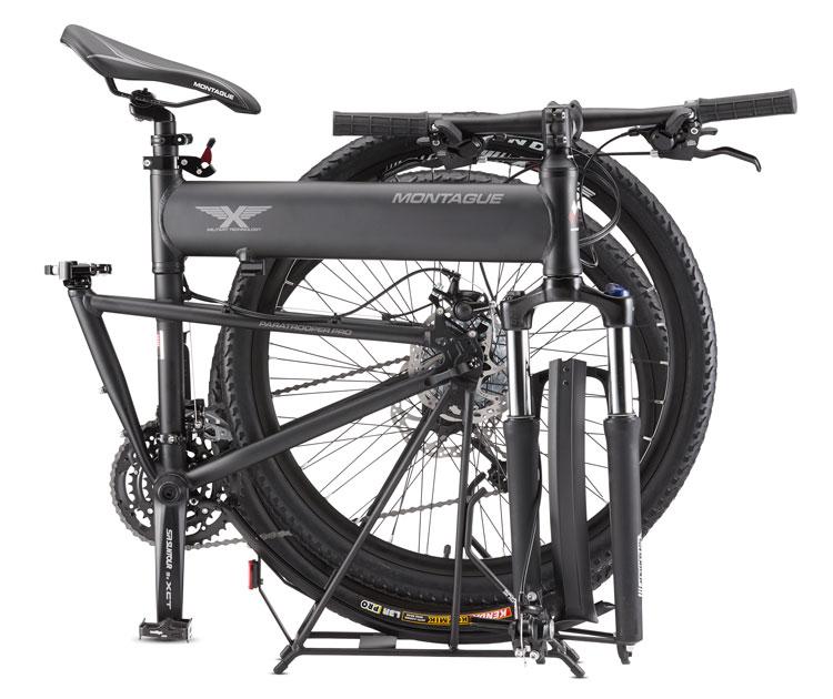 Paratrooper Pro 2016 Folding Mountain Bike
