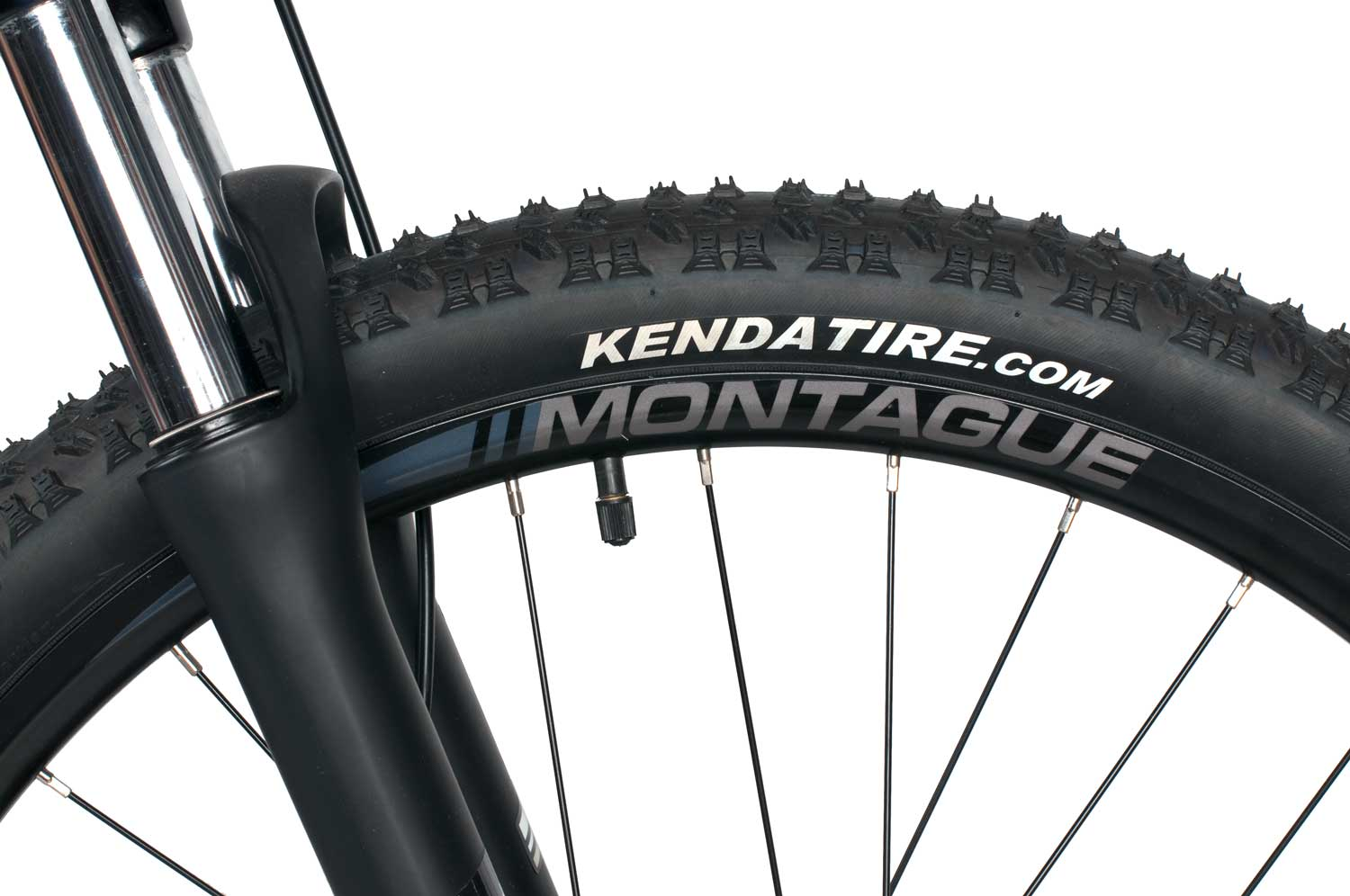 Montague Paratrooper PRO tire closeup