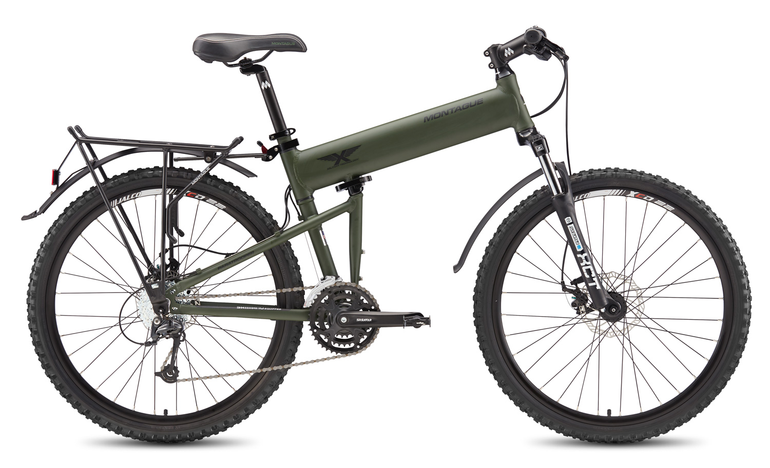 Paratrooper Montague Bikes