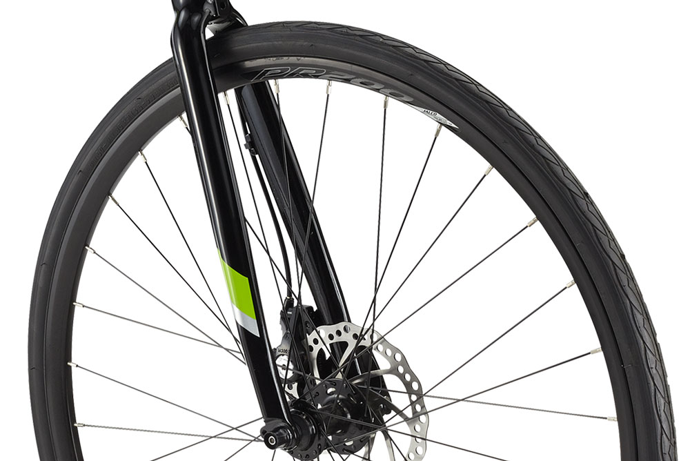 Montague FIT Carbon Fork Closeup