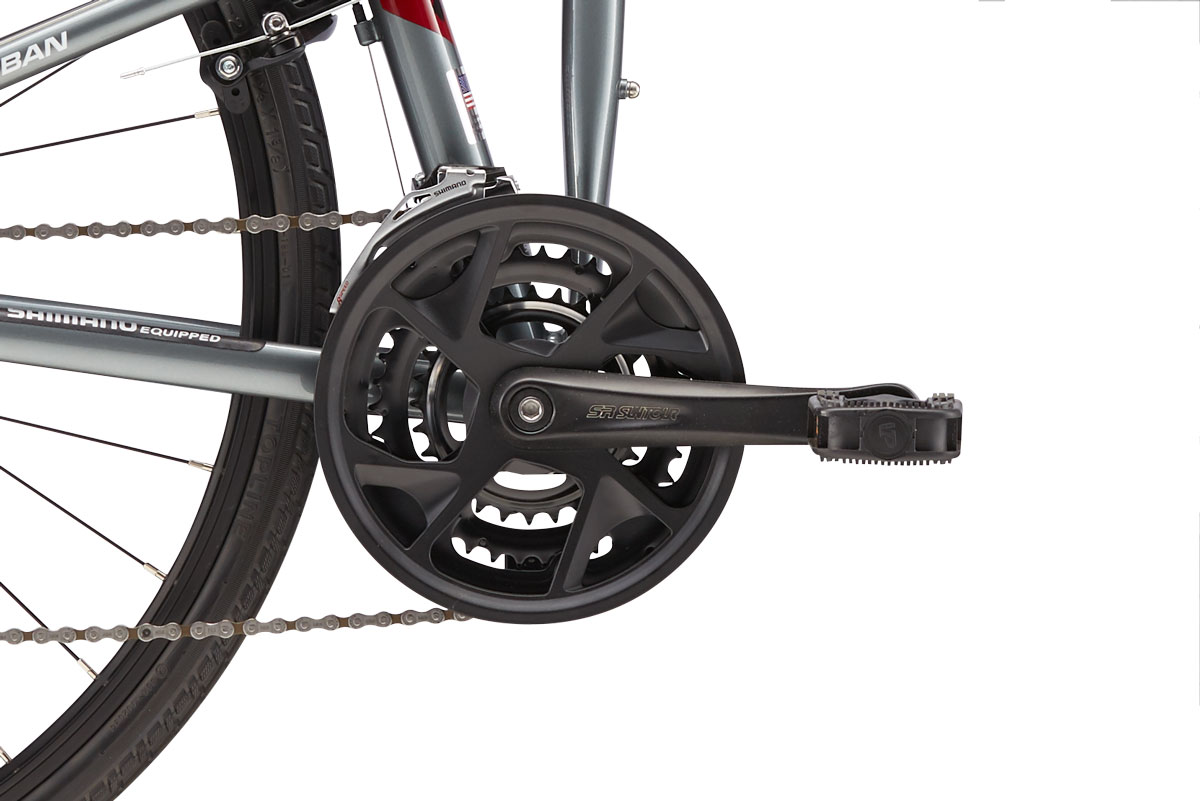 Montague Urban Crankset