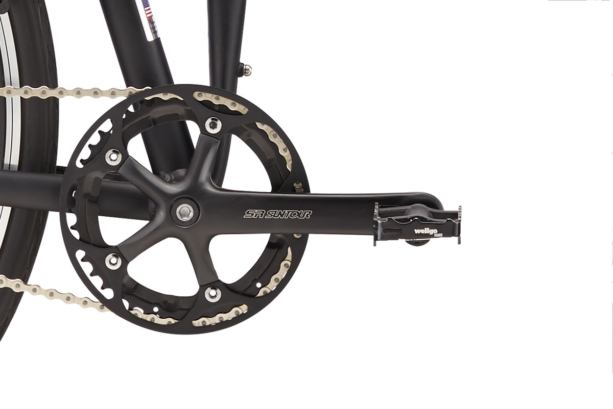 Montague Boston Crankset