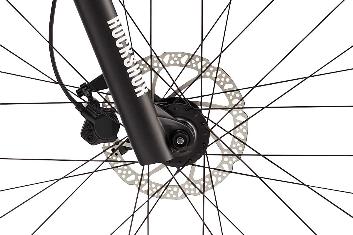 Montague Paratrooper Highline Disc Brake
