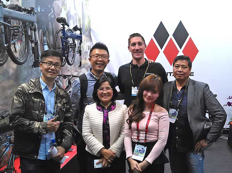 Taipei Cycle Show Recap 2016