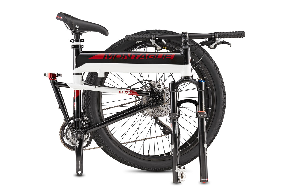 Paratrooper Elite Folding Bike
