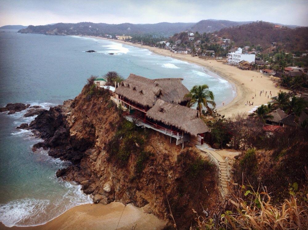 oaxaca-coast
