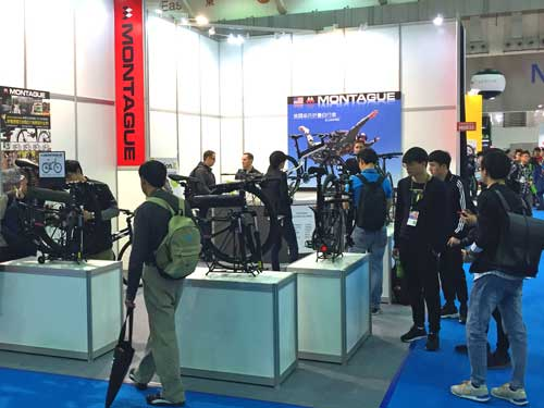 Taipei Cycle Show Recap 2017