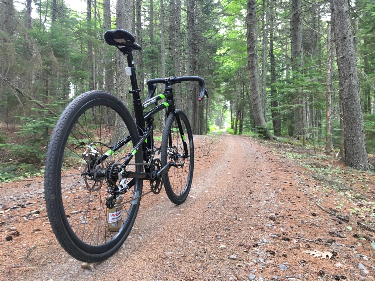 Road And Gravel On A Custom Fit Montague Bikes