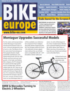 Bike Europe Montague Article