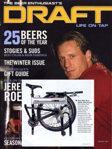 Draft Magazine Montague Bikes Feature