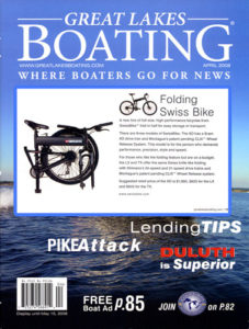 Great Lakes Boating Montague Bikes Feature