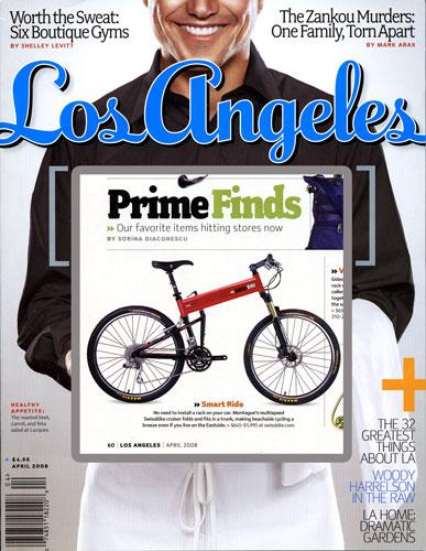 Montague in Los Angeles Magazine
