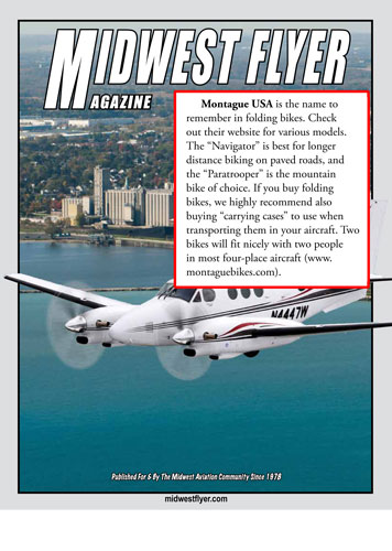 Montague in Midwest Flyer