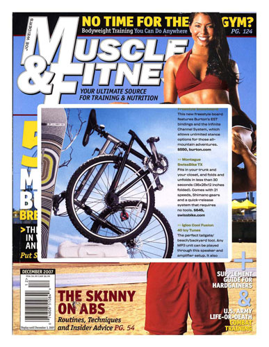 Montague in Muscle & Fitness