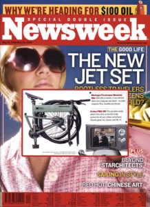 Newsweek Montague Bikes Feature