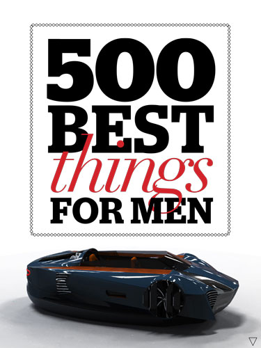 500 Best Things for Men Article - Montague X90 Review