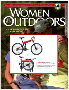 Women in the Outdoors Montague Bikes Feature