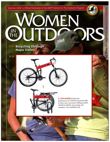 Montague in Women in the Outdoors