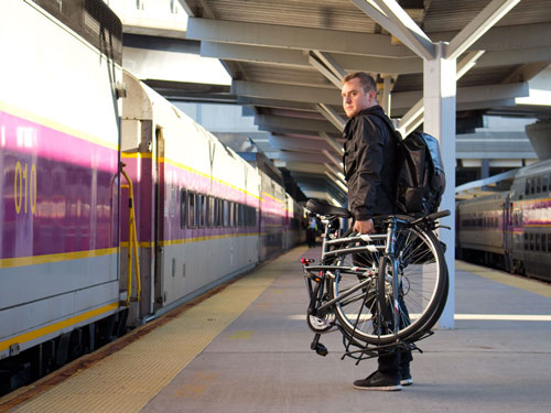 Why Choose a Folding Bike?
