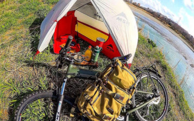 Camping in Japan (But Not Roughing It) with the Paratrooper