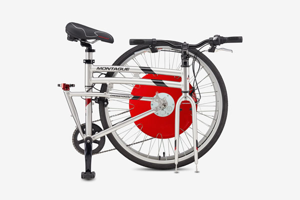 Copenhagen Wheel Montague E-Bikes Now Available