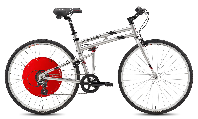 Crosstown Copenhagen Wheel E-bike Open