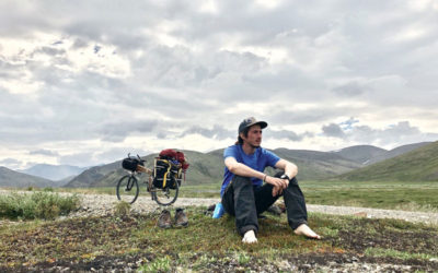 Bikepacking Eastern Russia on the Paratrooper Pro