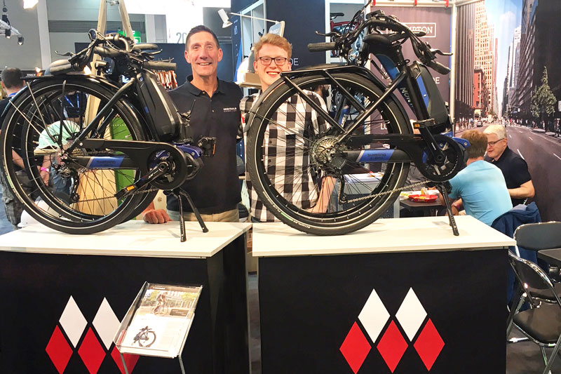 Eurobike 2019: M-E1 E-bike Sneak Preview