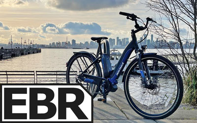 M-E1 Review from ElectricBikeReview.com
