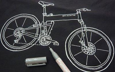 Montague Bikes Art