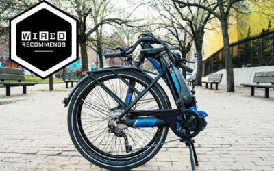 Wired Magazine's Best Folding E-Bike: The Montague M-E1